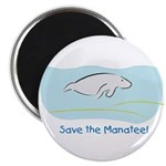 Save the Manatee! Magnet
