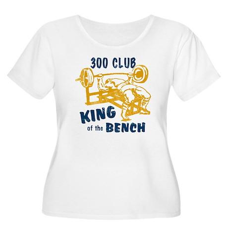 bench_kob_300 Women's Plus Size Scoop Neck T-Shirt