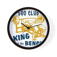 bench_kob_500tran Wall Clock