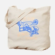 bench_kob_500tran_rev Tote Bag