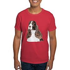 English Springer Spaniel Dark Colored T-Shirt