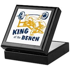 bench_kob_tran Keepsake Box