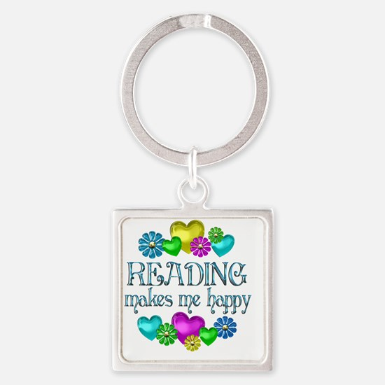 reading Square Keychain