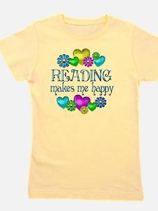 reading Girl's Tee