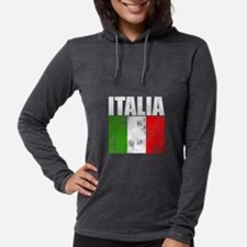 Faded Italia Long Sleeve T-Shirt