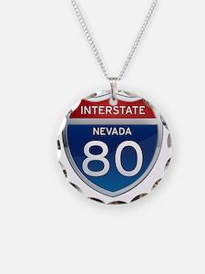 Interstate 80 - Nevada Necklace