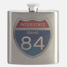 Interstate 84 - Idaho Flask