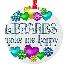 libraries Ornament
