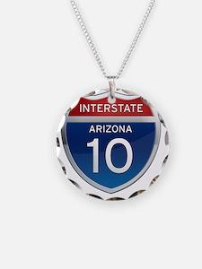 Interstate 10 - Arizona Necklace