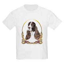 English Springer Spaniel Christmas Kids T-Shirt