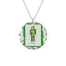 shifthappensboarder01 Necklace