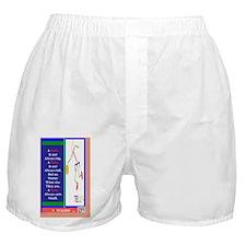 P.Bully act small TY. Boxer Shorts
