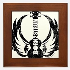 Born 2 Strum Ukulele Framed Tile