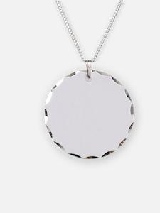 Born 2 Strum Ukulele Necklace Circle Charm