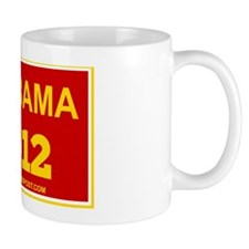 Nobama 2012 Communist Logo 6x10 Mug