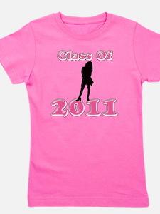 Class of 2011 Girl 2 Girl's Tee