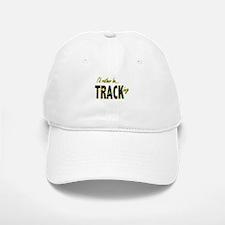 I'd Rather be Tracking Baseball Baseball Cap