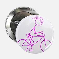 "biker pink.gif 2.25"" Button"