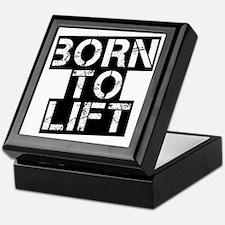born-to-lif-bt Keepsake Box