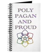 Poly Pagan and proud 2 Journal