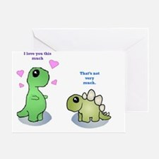 love you Greeting Card