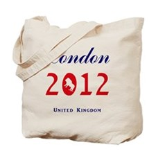 London_10x10_apparel_2012_BlueRed Tote Bag