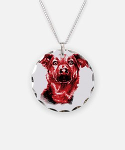 Justice for Animals: Red Her Necklace