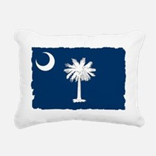south carolina 2 Rectangular Canvas Pillow