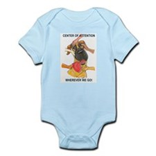 NF Center of Attention Infant Bodysuit