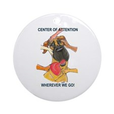 NF Center of Attention Ornament (Round)