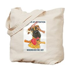 NF Center of Attention Tote Bag
