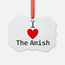 amishjpg Ornament