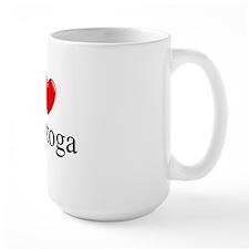 """""""I Love Calistoga"""" Mug"""