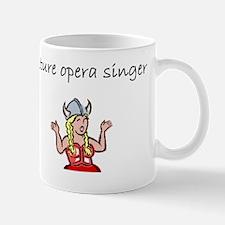 future opera singer Mug