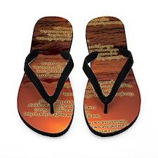 AmazinggraceV2 Flip Flops