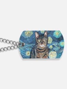 MUGStarryCat Dog Tags