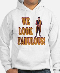Swiss Guard We Look Fabulous! Hoodie