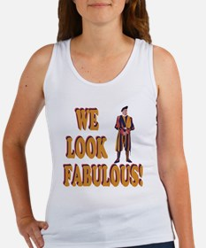 Swiss Guard We Look Fabulous! Women's Tank Top