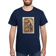 USSR Russia Telescope Navy Astronomy T-Shirt