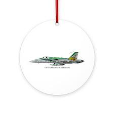 VFA-195 Dambusters Ornament (Round)