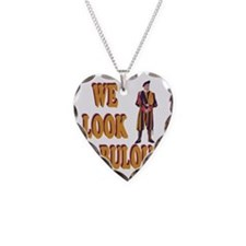 Swiss Guard We Look Fabulous! Necklace