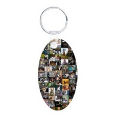 2012 Peoples Choice 23 x 35 Aluminum Oval Keychain