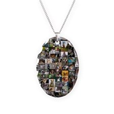 2012 Peoples Choice 23 x 35 Necklace Oval Charm