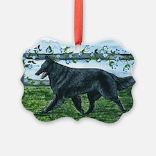 bel shep fence Ornament