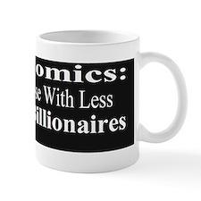Reaganomics Steal for Billionaires bump Mug