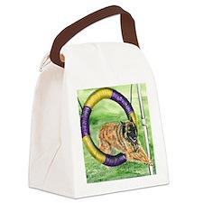 bel terv  agility Canvas Lunch Bag