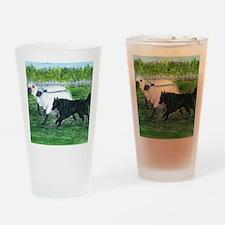 bel shep herd Drinking Glass