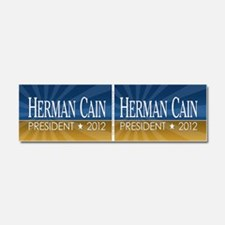 10x3_sticker_BOGO_cain_gold Car Magnet 10 x 3