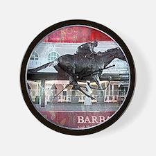Barbaro 2 Wall Clock