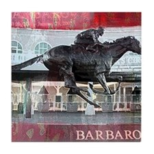 Barbaro 2 Tile Coaster